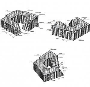 Maquette numérique 3D